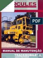 Manual de Manutenção LocoTrator Hercules