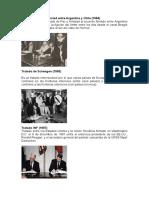 Tratado de paz y amistad entre Argentina y Chile