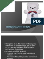 Transplante Renal Final