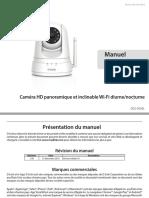 DCS-5030L_A1_Manual_v1.00(FR)