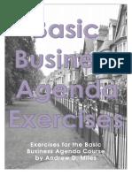 Basic Business Agenda Exercises.pdf