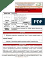 Informe de práctica 4 - Principales causas de enfermedad oral
