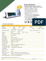 OWON SmartDS Series Digital Oscilloscope technical spec.s.pdf