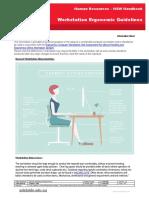 ergonomics-guideline_Workstation Ergonomic Guidelines