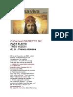 Il Card Siri Papa# Vezes