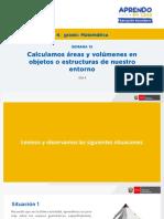 Matematica4 Semana 15 - Dia 4 Solucion Matematica Ccesa007