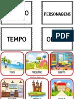 PRODUÇÃO DE TEXTO HISTÓRIA MALUCA
