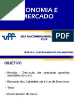 Aula 7 - Economia e Mercado (1)