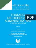 Tratado de Derecho Administrativo - Agustín Gordillo (TOMO VI)