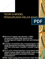 Teori & Model Pengurusan Kelas Khas