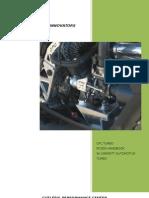 2011 CPC Turbo M1000 Handbook With Garrett Automotive Turbo