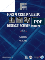 Forum Criminalistic Issue 1 2016
