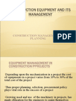 CM&P-LEC14-CONSTRUCTION EQUIPMENTS