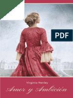 @Classicos historicos Amor e Ambição - Virginia Henley..pdf
