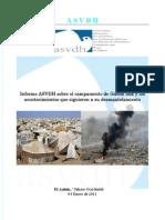 Informe de ASVDH sobre Gdeim Izik