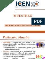 MUESTREO Y CALCULO DE LA MUESTRA
