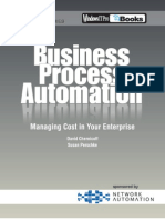 E-Book Business Process Automation CH1