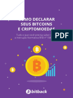 Como declarar os Bitcoins e IN1888