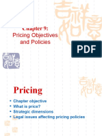 Chapter 9 Pricing