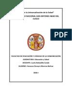 EDU. Y SALUD ENFERMEDADES CONTAGIOSAS Y NO CONTAGIOSAS.docx