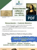 4 - Renascimento cultural e científico Reforma e Contrarreforma.pdf
