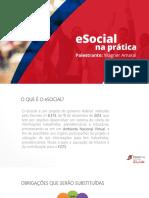 Apresentação eSocial na Prática - MMQ