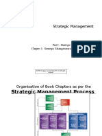 Strategy Frameworks and associated