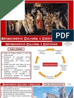 Renascimento Cultural e Científico (PP)