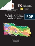 """La Geología Del Dominio """"Ollo_ Tesis Doctoral"""