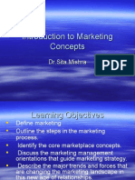 Marketing Concepts-Sita Mishra