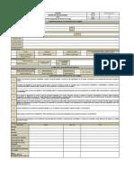 REG-VOL-GLO-01-16- Formato de Gestión de Cambios de  Riesgo