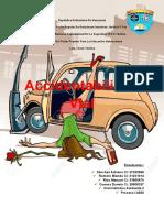 trabajo de Situacion De La Accidentalidad Vial V2