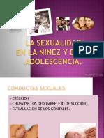 La Sexualidad en La Infancia