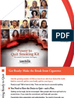 Power to Quit Smoking Kit