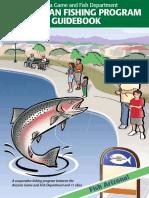 2011 Arizona Urban Fishing Program Guidebook
