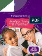 1594814147531_Orientaciones Técnicas Alianza Familia- Escuela por el desarrollo integral de niñas, niños y adolescencia.pdf