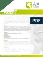 Audit Qualification