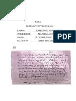 Recopilación escocesa del Decano de Lismore - Poesía gaélica antigua