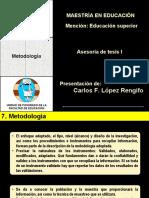 Metodología Carlos (1)