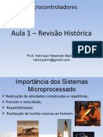 Aula 0_Introdução e Revisão Histórica