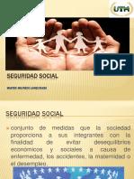 Seguridad Socialtema1. Seguridad Social Presentacion Clase