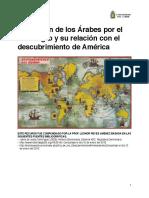 Expansión de los Árabes por el Mar Negro y su relación con el descubrimiento de América