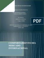 comportamiento internacional