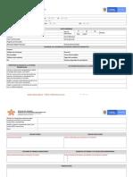 Formato Bitácora - PRODUCCIÓN MULTIMEDIA