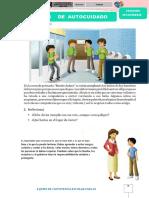 FICHAS DE PRACTICA DE AUTOCUIDADO PARA ESTUDIANTES EBR