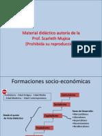 Formaciones socio-económicas