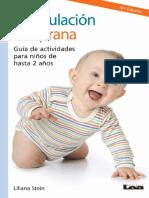 Guía para Estimulación temprana