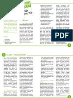 Active Newsletter 2010 11