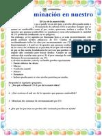 FICHA DE APLICACIÓN - CONTAMINACIÓN AMBIENTAL