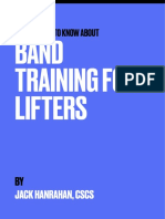 2020 JH Band Training for Lifters